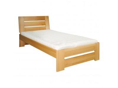 Masivní postel BUK LEO