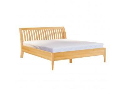 Masivní postel BUK SAMUEL