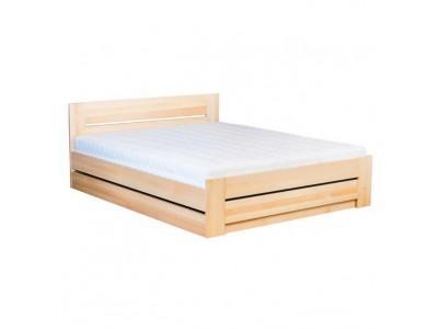 Masivní postel BUK LEOPOLD
