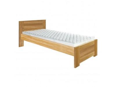Masivní postel DUB EVA