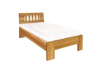 Masivní postel DUB NAOMI