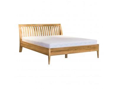 Masivní postel DUB SAMUEL